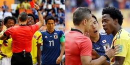Top 5 chiếc thẻ đỏ nhanh nhất lịch sử World Cup: Có người vào sân 56 giây đã bị đuổi!