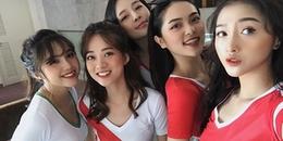 CĐM 'phát sốt' với 32 cô gái Việt xinh đẹp, đại diện cho 32 đội tuyển tham gia World Cup 2018