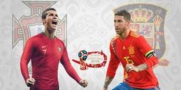 1h00' ngày 16/6/2018: Bồ Đào Nha vs Tây Ban Nha: Đi tìm nhà vua thực sự của bán đảo Iberia!