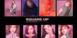 Sau nhiều lần nhá hàng, Black Pink vừa tiếp tục 'đốn tim' fan bằng teaser cực nóng bỏng