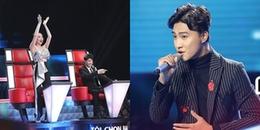 'Nút chặn' ở The Voice làm 'tan vỡ' tình bạn của Tóc Tiên - Noo Phước Thịnh
