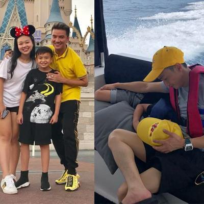 Sao Việt hào hứng đưa các nhóc tì đi du lịch hè ở đâu?