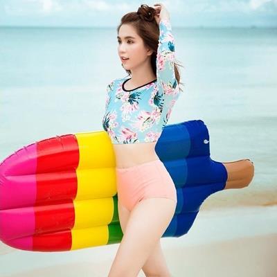 Ngọc Trinh chia sẻ cách diện bikini đẹp long lanh khi đi biển hè
