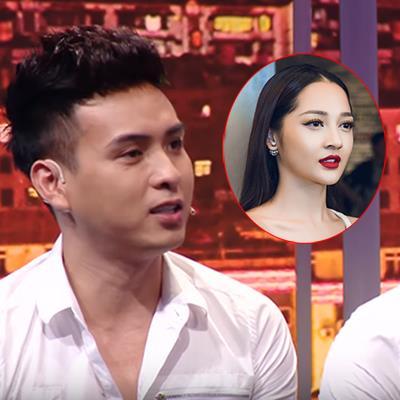 Vì quá nhớ thương Bảo Anh, Hồ Quang Hiếu gọi nhầm tên Khả Như trên sóng truyền hình?