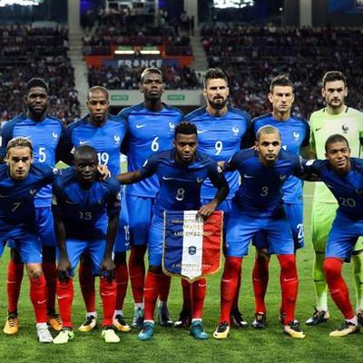Đội hình tối ưu tuyển Pháp: Thành bại nhờ hàng công