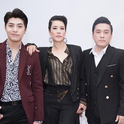 Dàn HLV và các khách mời xuất hiện quyền lực trong ngày ghi hình vòng Đo ván The Voice 2018