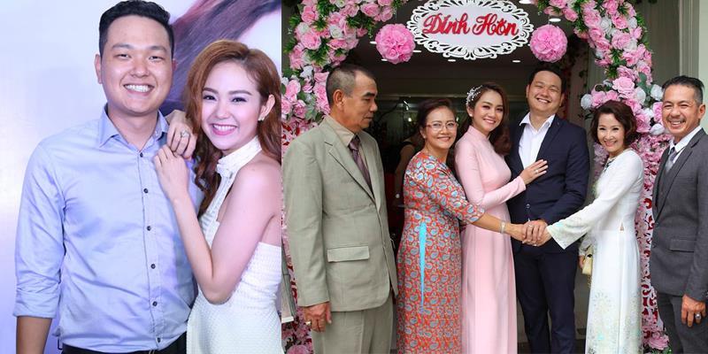 yan.vn - tin sao, ngôi sao - Em trai Minh Hằng bảnh bao trong ngày tổ chức lễ đính hôn với bạn gái xinh đẹp