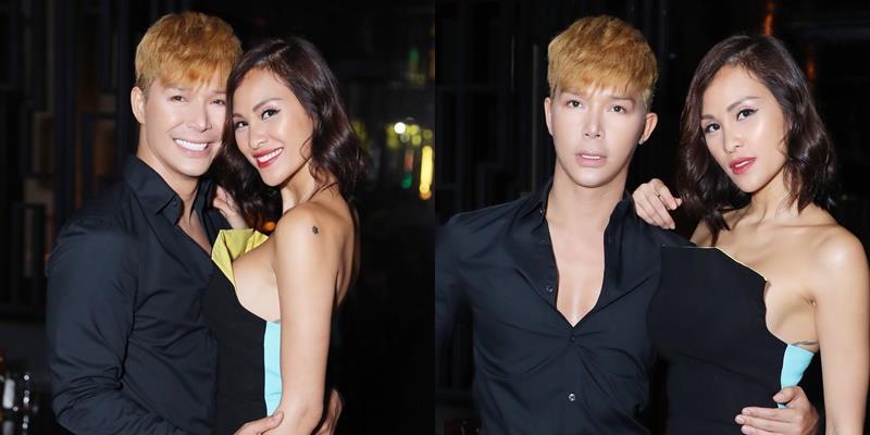 yan.vn - tin sao, ngôi sao - Nathan Lee tăng 6kg trong vòng 3 tuần, quấn quýt Phương Mai không rời