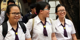 Gần 1.000 thí sinh được tuyển thẳng vào đại học ở TP HCM
