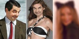 yan.vn - tin sao, ngôi sao - Sửng sốt với nhan sắc của con gái Mr. Bean: Con hơn cha là nhà có phúc!