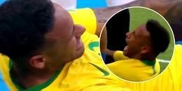 Diễn sâu 'ăn vạ' trên sân bóng, Neymar hạng 2 thì không ai dám nhận số 1!