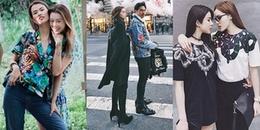 Những đôi bạn thân hiếm hoi của V-biz sở hữu gu thời trang 'chất lừ'