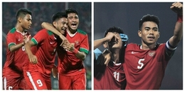 Thắng U19 Việt Nam, cầu thủ Indonesia bật khóc, ăn mừng như vừa vô địch World Cup