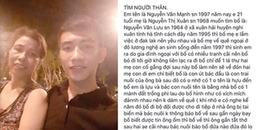 Suốt 21 năm bặt vô âm tín, chàng trai đã được đoàn tụ với bố đẻ chỉ sau 20 phút đăng tin lên MXH