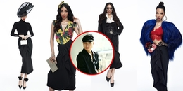NTK Đỗ Mạnh Cường gợi ý muôn kiểu phối với chân váy 'cực phẩm' đang được loạt mỹ nhân Việt mê tít