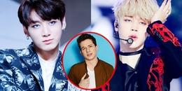 Chỉ hát chơi 'We don't talk anymore', Jimin, Jungkook (BTS) vẫn khiến fan 'rụng tim'