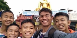 Đội bóng Thái Lan mắc kẹt trong hang suốt 9 ngày: HLV nhường đồ ăn cho các em, nhịn đói nhiều ngày