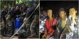 Những tia hy vọng mới trong cuộc giải cứu đội bóng Thái Lan mắc kẹt trong hang suốt 9 ngày