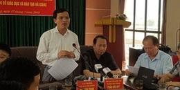 """Gian lận thi THPT tại Hà Giang: """"Quá nhanh, quá nguy hiểm"""" khi mất 6 giây để sửa điểm một bài thi"""