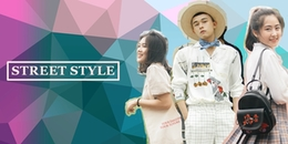 Street style hơi hướng cổ điển vẫn chưa 'hạ nhiệt', giới trẻ Sài Thành biến tấu ra sao?