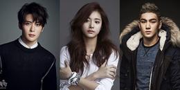 Những Idolsở hữu ngọai hình 'già trước tuổi' của Kpop