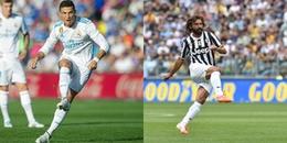 Cristiano Ronaldo và những 'ông vua sút phạt' của bóng đá Châu Âu