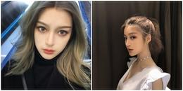 Cư dân mạng Trung Quốc phát sốt vì Tiểu Lương - cô gái sở hữu nét đẹp chẳng khác gì con lai