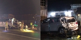 Đồng Nai: Va chạm liên hoàn giữa 4 phương tiện, 12 người thương vong