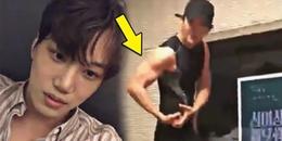 Chanyeol livestream cùng Kai, tự tin khoe thành quả tập gym 6 múi, phải chăng EXO sắp comeback?
