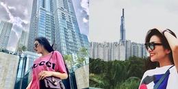yan.vn - tin sao, ngôi sao - Bắt kịp trào lưu, sao Việt đua nhau check-in nhanh nhất tại tòa nhà cao nhất Việt Nam