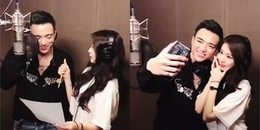 Ji Yeon nhiệt tình hướng dẫn Soobin Hoàng Sơn hát tiếng Hàn đáng yêu thế này