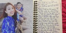 yan.vn - tin sao, ngôi sao - Vân Hugo khoe bức thư xúc động của con trai viết về gia đình khiến CĐM rưng rưng