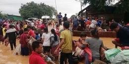 Vỡ đập thủy điện ở Lào: Đã tìm thấy thi thể 27 nạn nhân xấu số trong hàng trăm người mất tích