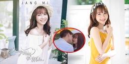 Jang Mi khóa môi 'người tình Hòa Minzy' đầy ngọt ngào trong MV mới