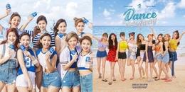 TWICE 'thả thính' fan bằng hình ảnh nhí nhảnh dành cho MV mùa hè
