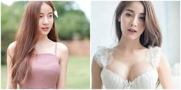 Cô gái hot girl Thái Lan sở hữu vòng một nóng bỏng mang máy ảnh trên người những ngày qua là ai?