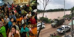 Vụ vỡ đập thuỷ điện ở Lào: Vẫn còn 131 người mất tích