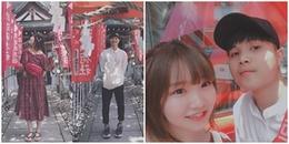 """Chàng trai Việt chấp nhận mối tình luôn có """"kẻ thứ ba"""" xen vào vì phải lòng cô gái Nhật dễ thương"""