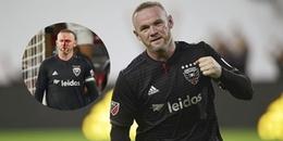 Ở tuổi 32, Wayne Rooney vẫn ra sân tận hiến và đổ máu vì đội bóng mới!