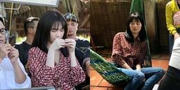 Sau 'Vòng eo 56' bị chê tơi bời, Ngọc Trinh tái xuất với vai nữ chính phim điện ảnh mới