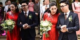 yan.vn - tin sao, ngôi sao - Á hậu Tú Anh lộ bụng bầu trong đám cưới với ông xã thiếu gia?