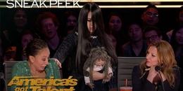 'Cô gái quỷ ám' Sacred Riana tái xuất tại America's Got Talent dọa nữ giám khảo sợ xanh mặt