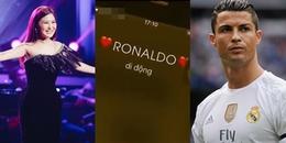 yan.vn - tin sao, ngôi sao - Cười vỡ bụng khi thấy Cristiano Ronaldo xuất hiện trong MV với Hương Tràm
