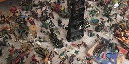 Dân mạng thích thú chiêm ngưỡng bộ sưu tập lego đặc biệt, tích góp trong 6 năm lên đến 20 triệu đồng