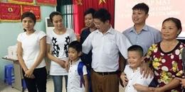 Vụ trao nhầm con ở Hà Nội: Sáng nay hai gia đình chính thức trao con