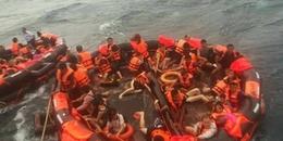 Lật tàu tại Thái Lan: 48 người đã được tìm thấy, 49 người vẫn đang mất tích trên biển