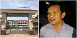 Vụ điểm thi THPT QG bất thường tại Hà Giang: Có sự can thiệp vào quá trình chấm thi để thay đổi