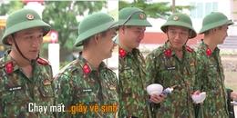 yan.vn - tin sao, ngôi sao - Đang đi vệ sinh thì nhận được lệnh tập hợp trong quân ngũ, Xuân Nghị xử lý ra sao?