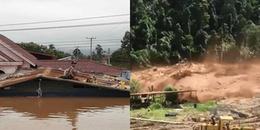 Vỡ đập thủy điện tại Lào: Linh tính trong đêm cứu hàng trăm người