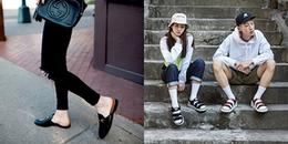 Muôn kiểu chọn giày dép vừa bắt trend, vừa lại thỏa thích đi mưa không lo gặp sự cố